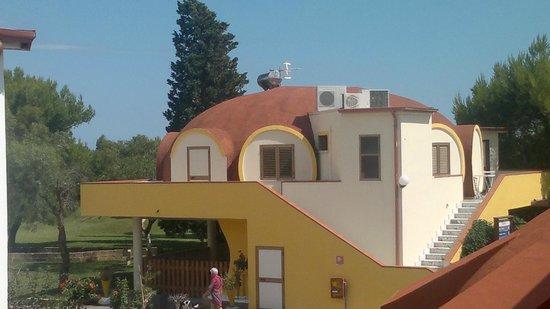 NIRVANA Club Village: alloggi caratteristici