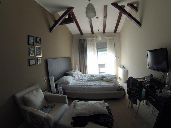Casa del Mare : la chambre