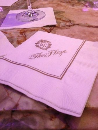 The Champagne Room at The Plaza