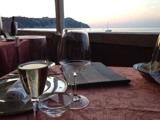 Hotel Fortino Napoleonico : Romantico e' dir poco