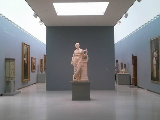 Carnegie Museum of Art: Inside the Museum