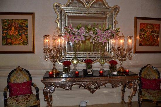 The Leela Palace New Delhi: opulence of the leela palace