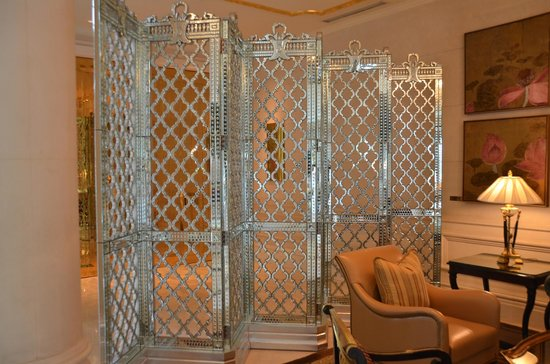 The Leela Palace New Delhi: oriental luxury