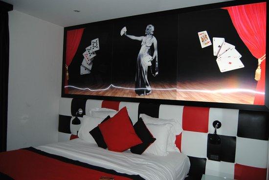Hotel Splendor Elysees: Chambre Duo