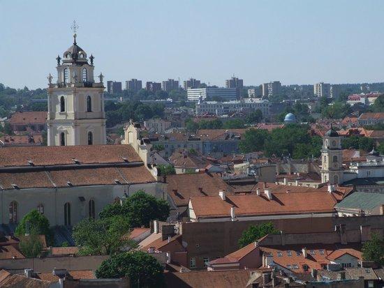 eLoftHOTEL: Rooftop Vilnius