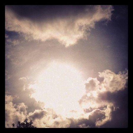 Easedale Tarn: Evening Sunshine