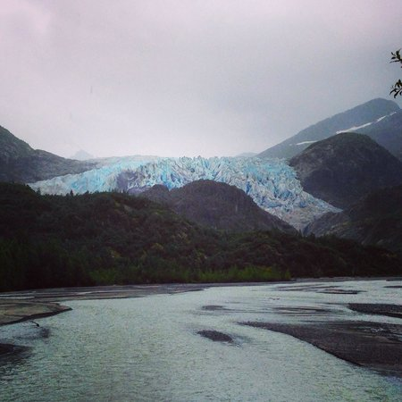 Herbert Glacier : Unreal