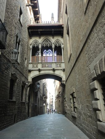 Barri Gòtic - Picture of Gothic Quarter (Barri Gotic), Barcelona - TripAdvisor