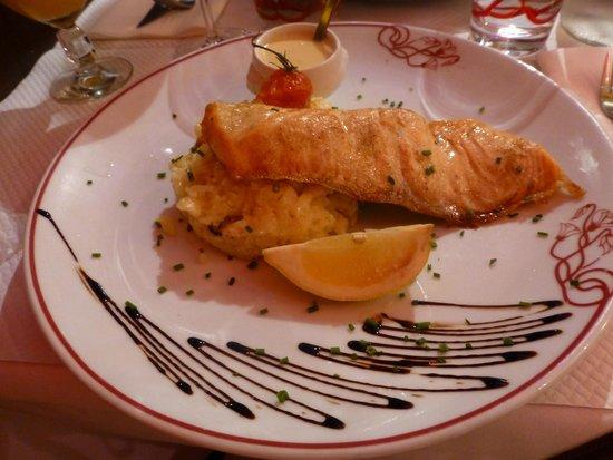 Vin Coeur: 魚
