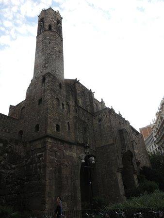 Gothic Quarter (Barri Gotic): Barri Gòtic