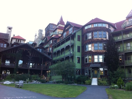 Mohonk Mountain House: Old World Charm