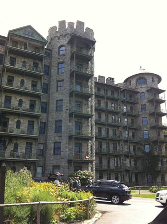Mohonk Mountain House: You want a room with a view? You got it!