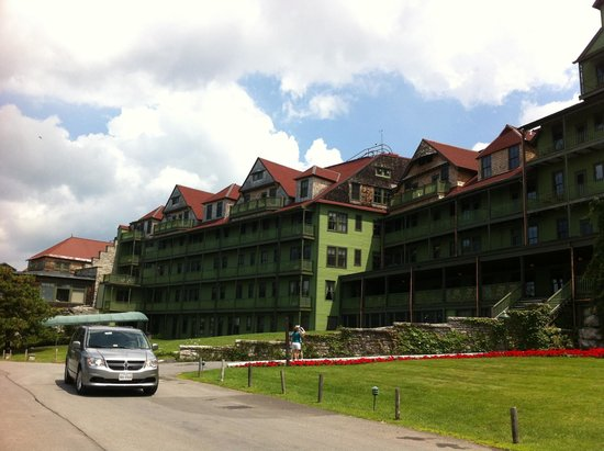 Mohonk Mountain House: A slice of heaven in upstate New York