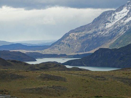 Torres del Paine National Park: Vista de toda la laguna