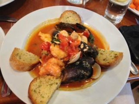Positano : Zuppa di Pesce
