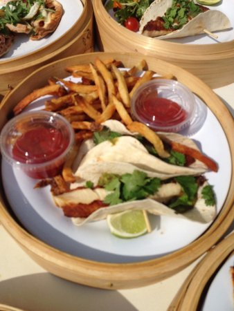 Topnotch Resort: Fish Tacos