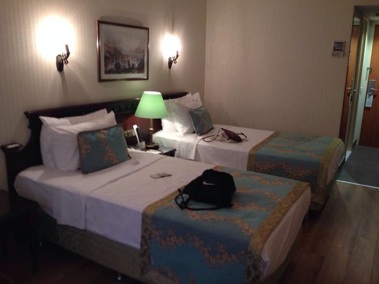Hotel Bulvar Palas: Camera