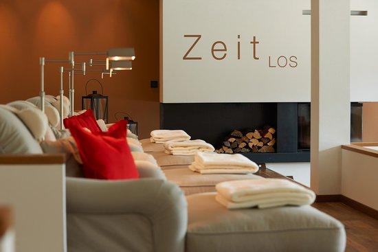 Schüle's Gesundheitsresort & Spa: Entspannungslounge ZeitLOS