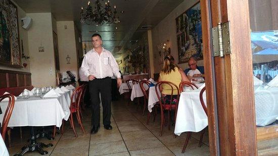 Sofia's of Little Italy: inside view