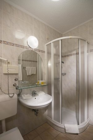 Kompas Hotel Bled: Bathroom