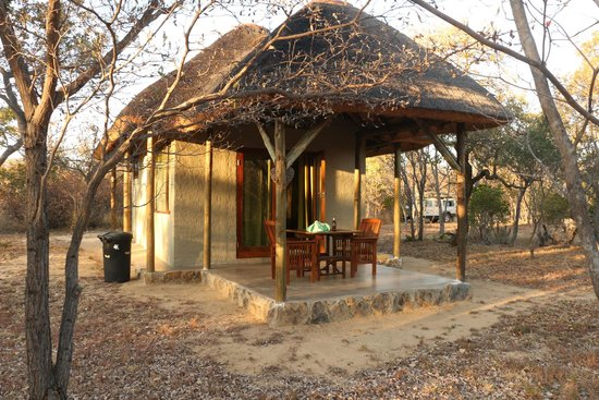 Ama Amanzi Bush Lodge: Lodge