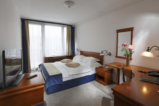 Kompas Hotel Bled: Double room