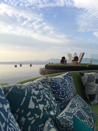 W Retreat Koh Samui: sunset time