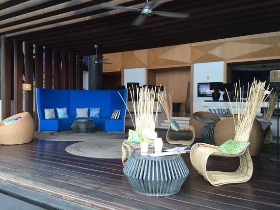 W Retreat Koh Samui: living room
