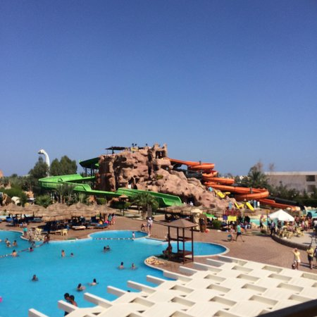 Aqua Blue Water Sports: overview of the park