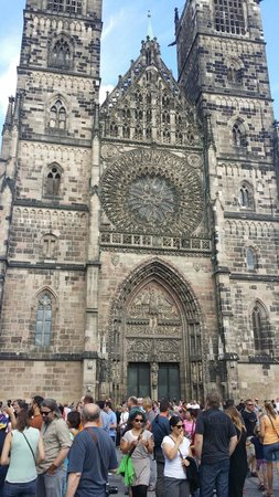 St. Lorenz Church (St. Lorenz Kirche): In all it's glory