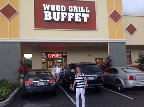 Front of building picture wood grill buffet orlando