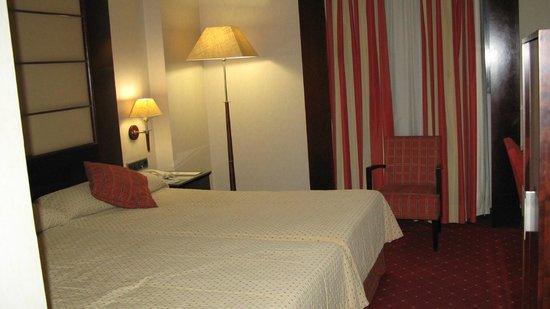 Sevilla Center Hotel: Standard room