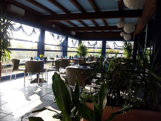 Hotel Napoleon: ristorante sala esterna1