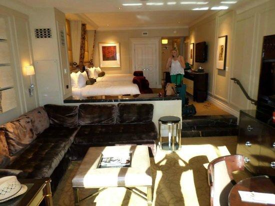 The Palazzo Resort Hotel Casino: Double Queen Room