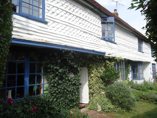 Border Cottage: the character exterior