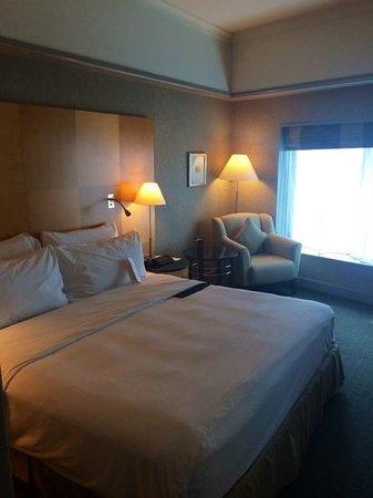 Le Meridien Kuala Lumpur : club room