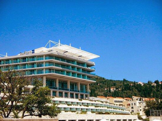 Sun Gardens Dubrovnik: Hotel