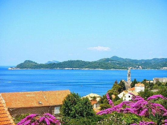 Sun Gardens Dubrovnik: Lopud Island