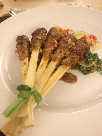 Plataran Ubud Hotel & Spa: Duck