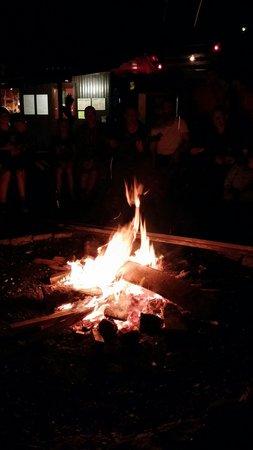 The Tent München: Campfire