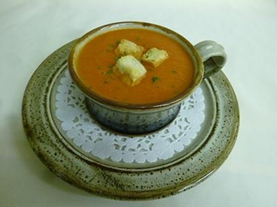 Homemade Soups always at Cafe Troy