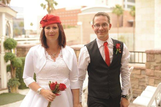 Vegas Weddings: Package Photo