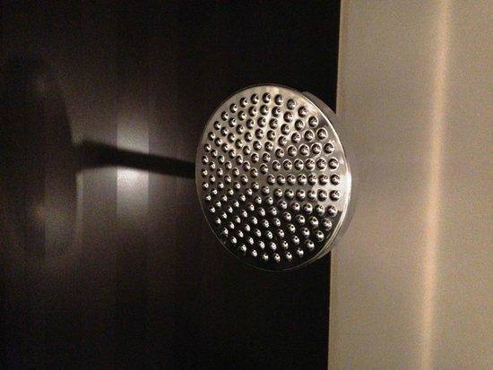 Fiume Hotel: シャワーは水量も豊富です