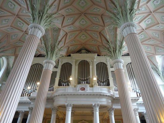 La Nikolaikirche, Chiesa di San Nicola a Lipsia