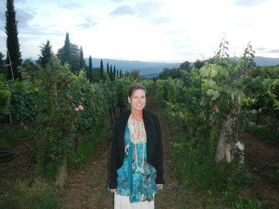 Agriturismo Savernano: Vinyards