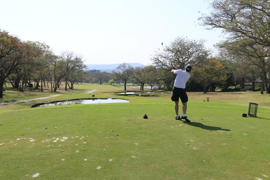 Sabi River Sun Resort: View of the golf course