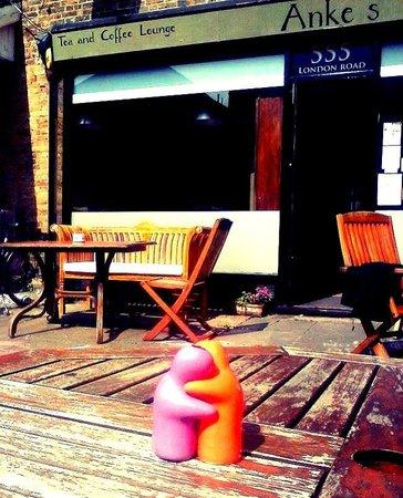 Anke S Tea And Coffee Lounge