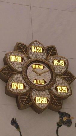 Mezquita Sheikh Zayed: 13