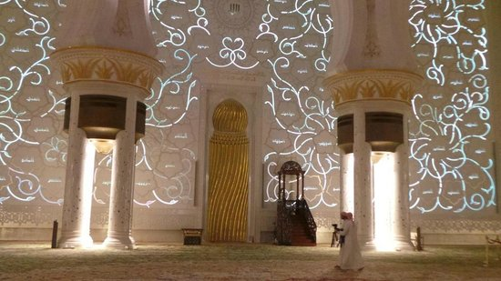 Mosquée Cheikh Zayed : 19