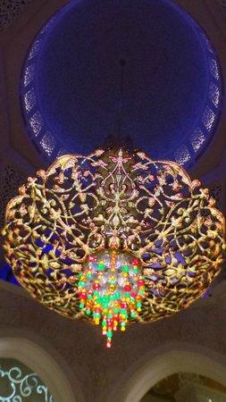 Mosquée Cheikh Zayed : 7